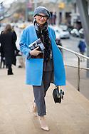 Blue Coat, Outside Lacoste