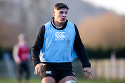 Aaron Hinkley of England Under 20s - Mandatory by-line: Robbie Stephenson/JMP - 08/01/2019 - RUGBY - Bisham Abbey National Sports Centre - Bisham Village, England - England Under 20s v  - England Under 20s Training