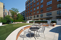 Patio at 516 West 47th St