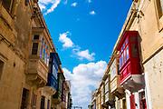 Houses in Sliema, Malta