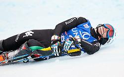 29.12.2013, Hochstein, Lienz, AUT, FIS Weltcup Ski Alpin, Damen, Slalom 2. Durchgang, im Bild Michela Azzola (ITA) // Michela Azzola of (ITA) during ladies Slalom 2nd run of FIS Ski Alpine Worldcup at Hochstein in Lienz, Austria on 2013/12/29. EXPA Pictures © 2013, PhotoCredit: EXPA/ Oskar Höher