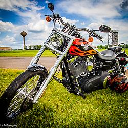 A Harley in HD