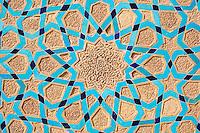 Iran, province de Yazd, Yazd, mosquée du vendredi // Iran, Yazd province, Yazd, Friday mosque