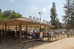 Griffth Park Pony Rides, Los Angeles, California, United States of America