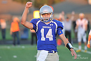 Avon at Midview varsity football on September 26, 2014. Images © David Richard and may not be copied, posted, published or printed without permission.