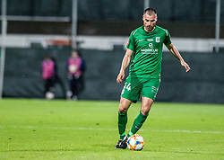 Stiglec Dino of NK Olimpija Ljubljana during football game between NK Olimpija Ljubljana and NK Maribor in Final Round (18/19)  of Pokal Slovenije 2018/19, on 30th of May, 2014 in Arena Z'dezele, Ljubljana, Slovenia. Photo by Matic Ritonja / Sportida