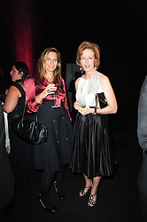 Left to right, ? and JULIA PEYTON-JONES at ARTiculate, Pratham UK Fundraising Gala held at The Old Billingsgate Market, City Of London on  11th September 2010 *** Local Caption *** Image free to use for 1 year from image capture date as long as image is used in context with story the image was taken.  If in doubt contact us - info@donfeatures.com<br /> Left to right, ? and JULIA PEYTON-JONES at ARTiculate, Pratham UK Fundraising Gala held at The Old Billingsgate Market, City Of London on  11th September 2010