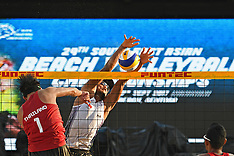 SEA Beach Volleyball Championships - 30 September 2017