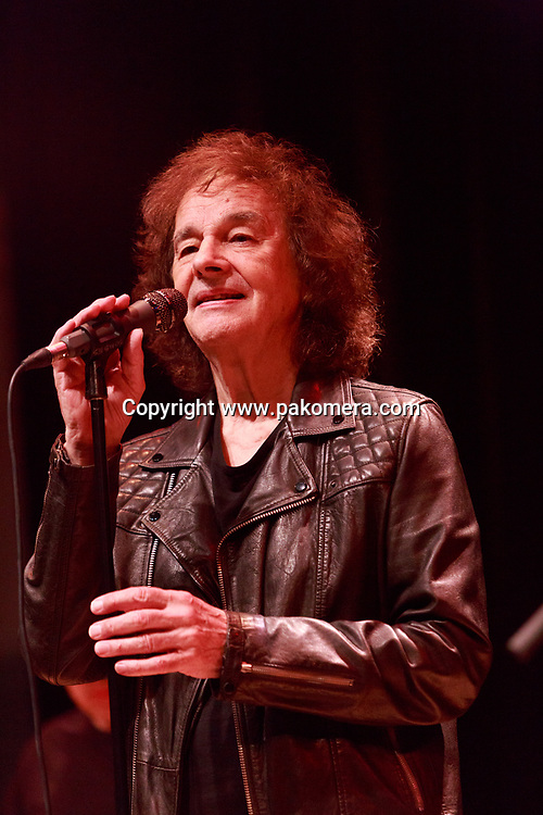Edinburgh, Scotland. UK. 16 June 2018. The Zombies performs on stage at The Queen's Hall. Edinburgh. Pako Mera