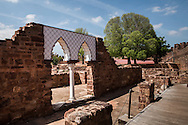 The Castle of Silves is a castle in the civil parish of Silves in the municipality of Silves in the Portuguese Algarve. Built between the 8th and 13th century, the castle is one of the best preserved of the Moorish fortifications in Portugal, the most important Moorish fortification resulting in its classification as a National Monument in 1910.<br />