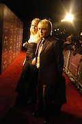 Meredith Ostron and Nick Rhodes. The London party on the Eve of the Baftas hosted by United Pictures and Variety to benefit Lepra. Sponsored by Steinmetz, Chatila jewellers, and E Entertainment. Spencer House. St. james's Place. London. 18 February 2006. ONE TIME USE ONLY - DO NOT ARCHIVE  © Copyright Photograph by Dafydd Jones 66 Stockwell Park Rd. London SW9 0DA Tel 020 7733 0108 www.dafjones.com