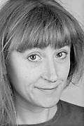 Linda Smith, Comedian. June 1989. Photo ref 89060310