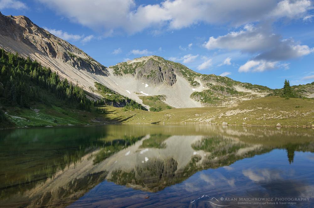 Tapto Lakes, North Cascades National Park, Washington
