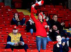 Bristol City fans - Mandatory by-line: Robbie Stephenson/JMP - 29/10/2016 - FOOTBALL - Oakwell Stadium - Barnsley, England - Barnsley v Bristol City - Sky Bet Championship