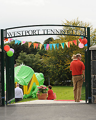 Westport Tennis Club Official Opening September 2016