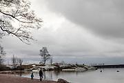 Helsinki,  Uunisaari Island
