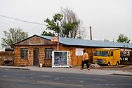 Marfa, Texas, Lost Horse Saloon, bar, beer, barbeque