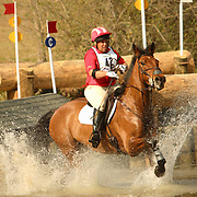 Buck Davidson (USA) and Ballynoecastle RM at the 2007 Red Hills Horse Trials in Tallahassee, Florida