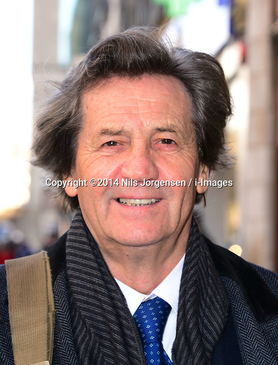 Melvyn Bragg attends at the Oldie of the Year Awards in London, Tuesday, 4th February 2014. Picture by Nils Jorgensen / i-Images