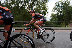Chantal Blaak (NED) at Boels Ladies Tour 2019 - Stage 2, a 113.7 km road race starting and finishing in Gennep, Netherlands on September 5, 2019. Photo by Sean Robinson/velofocus.com