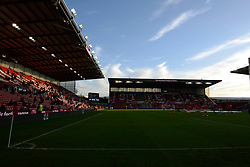 Britannia Stadium - Photo mandatory by-line: Dougie Allward/JMP - Mobile: 07966 386802 - 06/12/2014 - SPORT - Football - Stoke - Britannia Stadium - Stoke City v Arsenal - Barclays Premie League