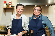 Chefs Jody Williams and Rita Sodi