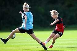 Katie Robinson of Bristol City Women during training at Failand - Mandatory by-line: Robbie Stephenson/JMP - 26/09/2019 - FOOTBALL - Failand Training Ground - Bristol, England - Bristol City Women Training