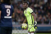 Kossi Agassa  - 23.05.2015 - PSG / Reims - 38eme journee de Ligue 1<br />Photo : Andre Ferreira / Icon Sport