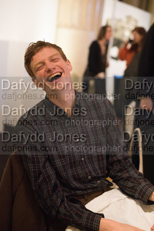 JESSE WINE, Whitechapel Gallery Art Icon 2015 Gala dinner supported by the Swarovski Foundation. The Banking Hall, Cornhill, London. 19 March 2015