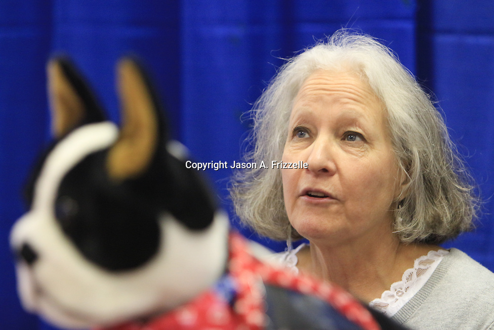 The7th annual Monty's Home Pet Expo was held Sunday February 16, 2014 at the Coastline Convention Center in Wilmington, N.C. (Jason A. Frizzelle)