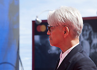 Ryuichi Sakamoto at the premiere of the film Ryuichi Sakamoto: Coda at the 74th Venice Film Festival, Sala Grande on Sunday 3 September 2017, Venice Lido, Italy.