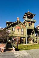 Sherman-Gilbert House, San Diego Heritage Park, California