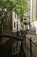 Gouda, oude stad, Zuid Holland, Netherlands