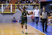 DESCRIZIONE : 5° International Tournament City of Cagliari Olympiacos Piraeus Pireo - Limoges CSP<br /> GIOCATORE : Randy Culpepper<br /> CATEGORIA : Palleggio Schema Mani<br /> SQUADRA : Limoges CSP<br /> EVENTO : 5° International Tournament City of Cagliari<br /> GARA : Olympiacos Piraeus Pireo - Limoges CSP Torneo Città di Cagliari<br /> DATA : 19/09/2015<br /> SPORT : Pallacanestro <br /> AUTORE : Agenzia Ciamillo-Castoria/L.Canu