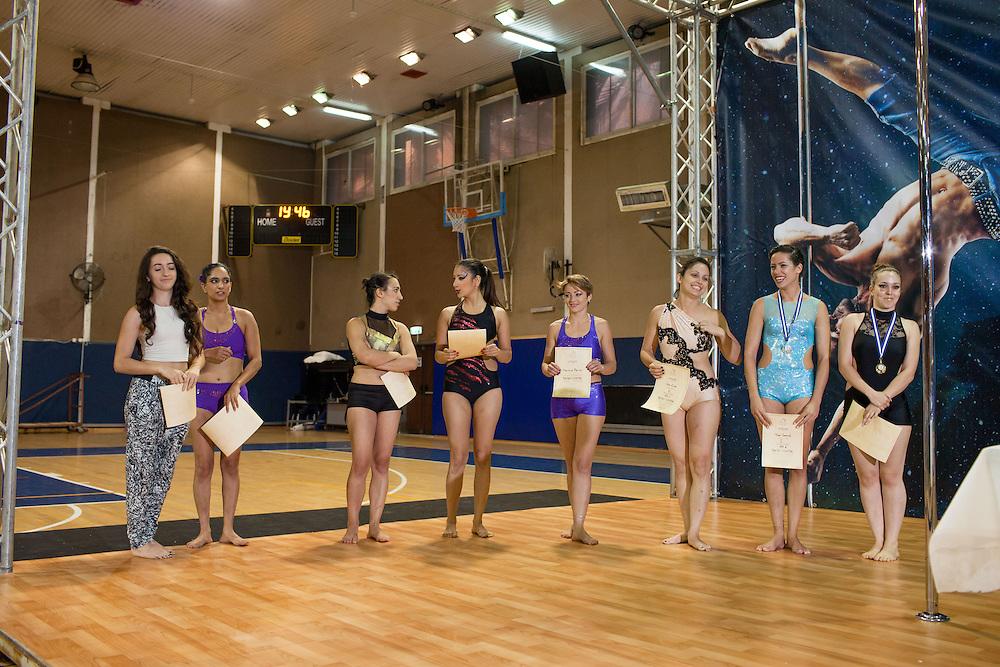 The Israel Pole sport Championship 06.06.2015 <br /> Gilad Kavalerchik<br /> www.Giladka.com<br /> https://www.facebook.com/pages/Gilad-Kavalerchik-Sport-Photography/1395549857365547