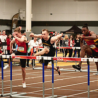 2019 U SPORTS Track and Field Championships on Fri Mar 08 at James Daly Fieldhouse. Credit: Arthur Ward/Arthur Images