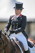 SANDMAN 7 ridden by Pippa Funnell during the dressage event at Bramham International Horse Trials 2017 at Bramham Park, Bramham, United Kingdom on 11 June 2017. Photo by Mark P Doherty.