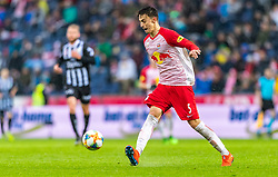 12.05.2019, Red Bull Arena, Salzburg, AUT, 1. FBL, FC Red Bull Salzburg vs LASK, Meistergruppe/Qualifikationsgruppe 30. Spieltag, im Bild Albert Vallci (FC Red Bull Salzburg) // during the tipico Bundesliga Championsgroup 30. round match between FC Red Bull Salzburg and LASK at the Red Bull Arena in Salzburg, Austria on 2019/05/12. EXPA Pictures © 2019, PhotoCredit: EXPA/ JFK