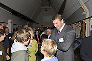 Henley, Great Britain, Sir Matt  PINSENT, Vice president of the RRM,  chats and sings copies of his book, at the RRMs, Leander Club, Athletes, Olympic celebration and open top bus tour of the town, on Sat 11.10.2008. [Mandatory Credit: Peter Spurrier]