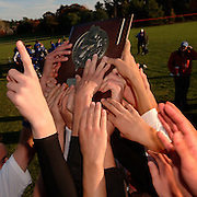 October 29, 2007 -- BATH, Maine.  Brunswick beat Mt. Ararat 3-0 in the Eastern Maine Championship game on Monday afternoon. Brunswick will travel to the state tournament on Saturday to play . . .  Photo by Roger S. Duncan.