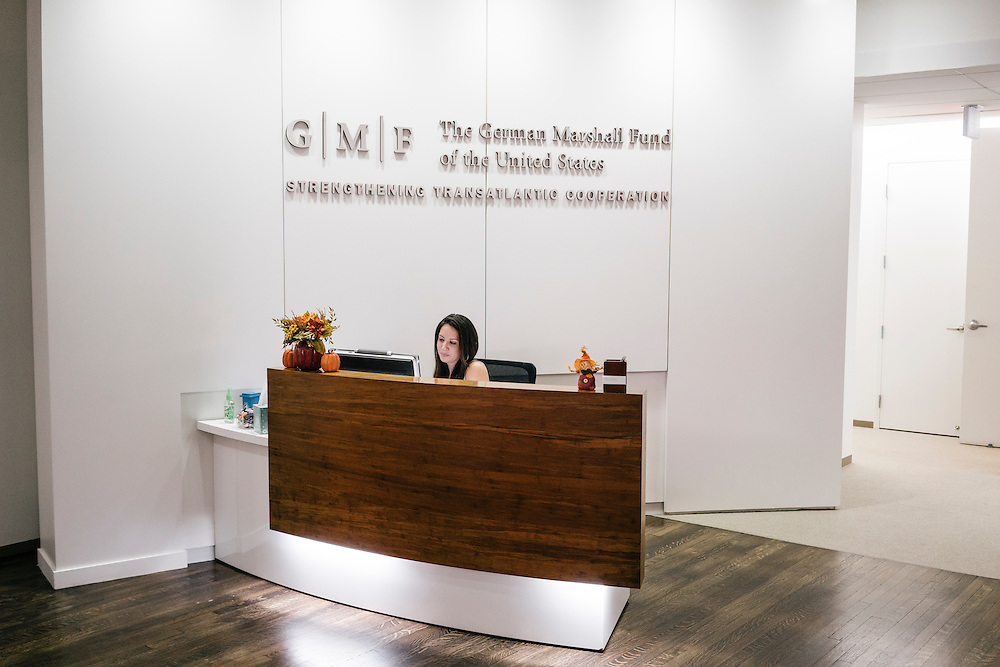 GMF reception area