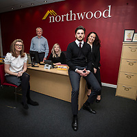 Pictures show the team at Northwood Estate and Letting agents at their Preston office.<br /> Pictures by Paul Currie<br /> www.paulcurriephotos.com<br /> 07796 146931