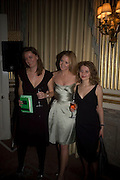 HARRIET EVANS ( HEADLINE) KATE REARDON AND KAROLINA SUTTON ( AGENT, ' Top Tips for Girls' Kate Reardon - book launch party<br />