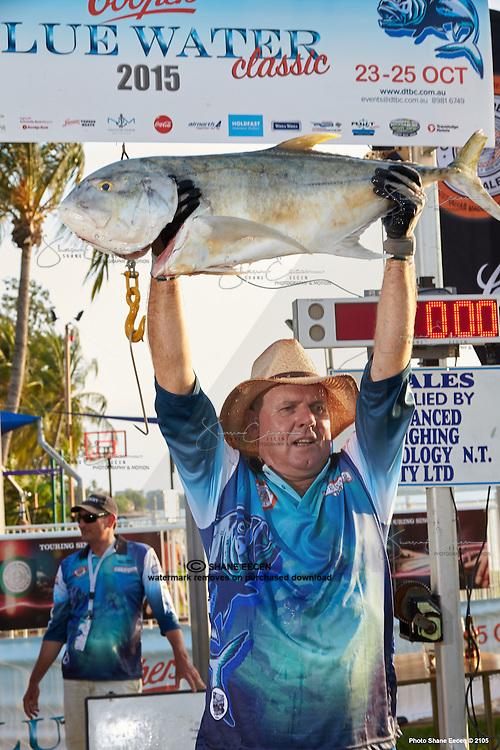 Coopers Blue Water Classic. Darwin Trailer Boat Club 25 October 2015. Photo Creative Light Studios