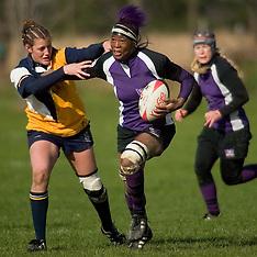 CIS WOMEN'S RUGBY Western vs Lethbridge