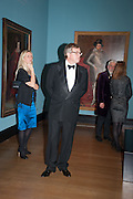 DANI CLARKE; MARTIN CLARKE, Mark Weiss dinner, Nationaal Portrait Gallery. London. 15 October 2012.