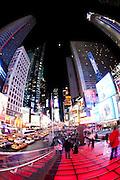 New York, New York. Etats Unis. 15 Decembre 2010.Times Square..New York, New York. United States. December 15th 2010.Times Square.