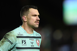 Tom Marshall of Gloucester Rugby looks dejected after the match - Mandatory byline: Patrick Khachfe/JMP - 07966 386802 - 01/12/2019 - RUGBY UNION - The Twickenham Stoop - London, England - Harlequins v Gloucester Rugby - Gallagher Premiership