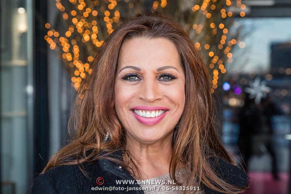NLD/Amsterdam/20170324 - Uitreiking 2de editie XXXL Magazine, Esther Oosterbeek