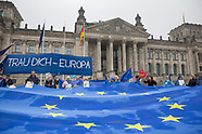 Pulse of europe, Berlin 24.10.17
